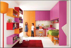 Выбираем мебель для детской комнаты.